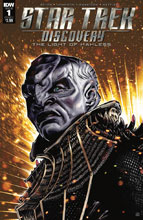 Image: Star Trek: Discovery: The Light of Kahless #1 (cover A - Shasteen) - IDW Publishing
