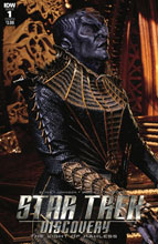 Image: Star Trek: Discovery: The Light of Kahless #1 (cover B - photo)  [2017] - IDW Publishing