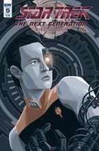 Image: Star Trek: Mirror Broken #5 (cover A - Woodward)  [2017] - IDW Publishing
