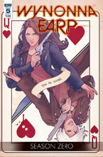 Image: Wynonna Earp: Season Zero #5 (cover A - Evenhuis)  [2017] - IDW Publishing