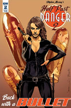Image: Half Past Danger #2 (cover A - Mooney)  [2017] - IDW Publishing