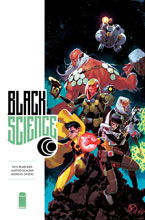 Image: Black Science #32 (cover A - Scalera & Dinisio) - Image Comics