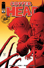 Image: Copperhead #15 (cover B - Walking Dead #58 Tribute) - Image Comics