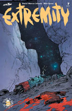 Image: Extremity #7 (cover A - Johnson)  [2017] - Image Comics