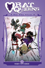 Image: Rat Queens Vol. 04: High Fantasies SC  - Image Comics