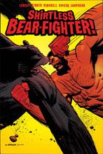 Image: Shirtless Bear-Fighter! #5 (cover A - Robinson)  [2017] - Image Comics