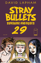 Image: Stray Bullets: Sunshine & Roses #29  [2017] - Image Comics