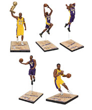 Image: TMP NBA Kobe Bryant Limited Edition Champ Series Action Figure Assortment  - TMP Toys / Mcfarlane's Toys
