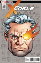 Image: Cable #150 (Legacy) (variant cover - McKone Legacy Headshot)  [2017] - Marvel Comics