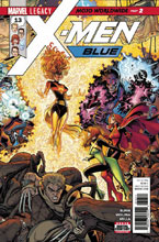 Image: X-Men Blue #13 (Legacy) - Marvel Comics