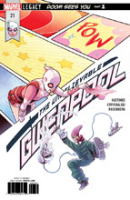 Image: Unbelievable Gwenpool #21 - Marvel Comics
