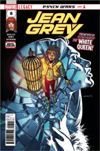 Image: Jean Grey #8 (Legacy) - Marvel Comics