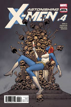 Image: Astonishing X-Men #4 - Marvel Comics