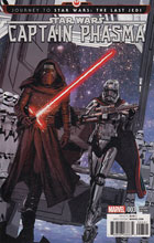 Image: Journey to Star Wars Last Jedi Capt Phasma #3 (Mayhew variant cover - 00341)  [2017] - Marvel Comics