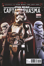 Image: Journey to Star Wars Last Jedi Capt Phasma #4 (variant cover - Movie)  [2017] - Marvel Comics