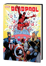 Image: Deadpool by Daniel Way: The Complete Collection Omnibus Vol. 01 HC  - Marvel Comics