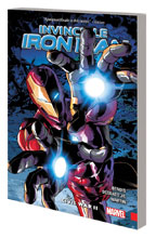 Image: Invincible Iron Man Vol. 03: Civil War II SC  - Marvel Comics