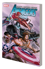 Image: Avengers: Unleashed Vol. 02 - Secret Empire SC  - Marvel Comics