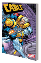 Image: Cable: The Hellfire Hunt SC  - Marvel Comics