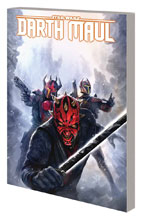Image: Star Wars: Darth Maul - Son of Dathomir SC  - Marvel Comics