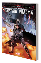 Image: Star Wars: Journey to Star Wars: The Last Jedi - Captain Phasma SC  - Marvel Comics