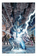 Image: Mighty Thor #701 by Ross Poster  - Marvel Comics