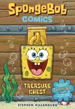 Image: Spongebob Comics Treasure Chest HC  - Bongo-United Plankton Pictures