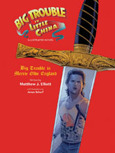 Image: Big Trouble in Little China Illustrated Novel: Big Trouble in Merrie Olde England HC  - Boom! Studios