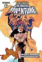 Image: Greatest Adventure #7 (cover A - Nord)  [2017] - Dynamite