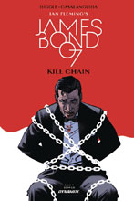 Image: James Bond: Kill Chain #4 (cover A - Smallwood) - Dynamite