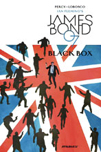 Image: James Bond Vol. 03: Black Box HC  - Dynamite