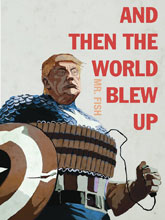 Image: And Then the World Blew Up: Essays & Drawings SC  - Fantagraphics Books