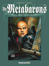 Image: Metabarons Vol. 04: Aghora & the Last Metabaron SC  - Humanoids Inc