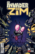 Image: Invader Zim #24 - Oni Press Inc.