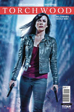 Image: Torchwood #3.2 (cover B - photo) - Titan Comics