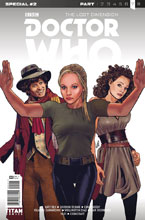 Image: Doctor Who: Special #2 (The Lost Dimension Part 7) (cover A - Klebs Jr.)  [2017] - Titan Comics