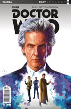 Image: Doctor Who: The Lost Dimension Omega  (cover A - Ronald)  [2017] - Titan Comics