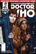 Image: Doctor Who: The 10th Doctor Year Three #10 (cover A - Iannicello)  [2017] - Titan Comics