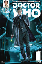 Image: Doctor Who: The 11th Doctor Year Three #11 (cover B - photo) - Titan Comics