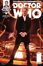 Image: Doctor Who: The 12th Doctor Year Three #9 (cover B - photo) - Titan Comics