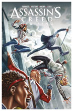 Image: Assassin's Creed: Uprising Vol. 02: Inflection Point SC  - Titan Comics