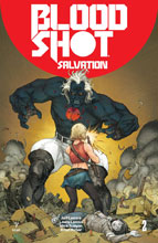 Image: Bloodshot Salvation #2 (cover A - Rocafort) - Valiant Entertainment LLC