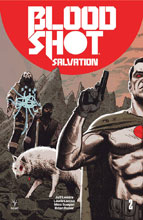 Image: Bloodshot Salvation #2 (cover E incentive - Interlock Smallwood) (20 Copy) - Valiant Entertainment LLC