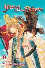 Image: Yona of the Dawn Vol. 08 GN  - Viz Media LLC