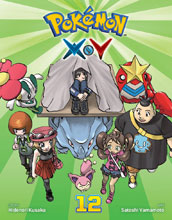 Image: Pokemon X-Y Vol. 12 SC  - Viz Media LLC