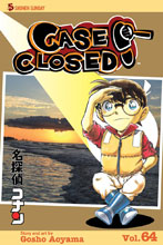 Image: Case Closed! Vol. 64 SC  - Viz Media LLC