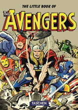Image: Little Book of Avengers Flexicover  - Taschen America L.L.C.
