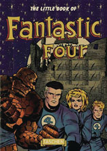 Image: Little Book of Fantastic Four Flexicover  - Taschen America L.L.C.