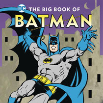 Image: Big Book of Batman HC  - Downtown Bookworks