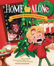 Image: Home Alone Classic Illustrated Storybook  - Quirk Books
